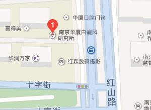 南京华厦白癜风来院路线